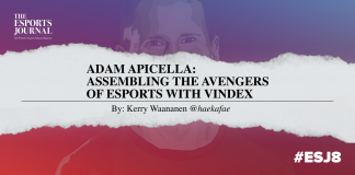 Adam Apicella Vindex