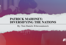 Patrick Mahoney We Are Nations The Esports Journal