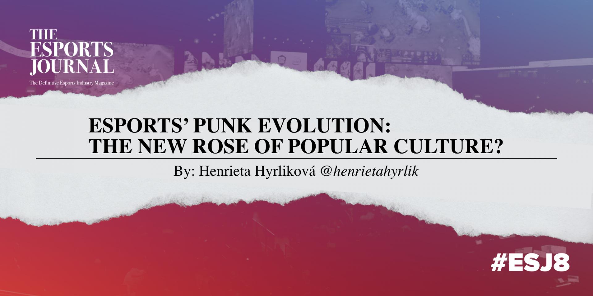 Esports punk evolution Ross Video