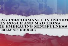 Mindfulness meditation esports