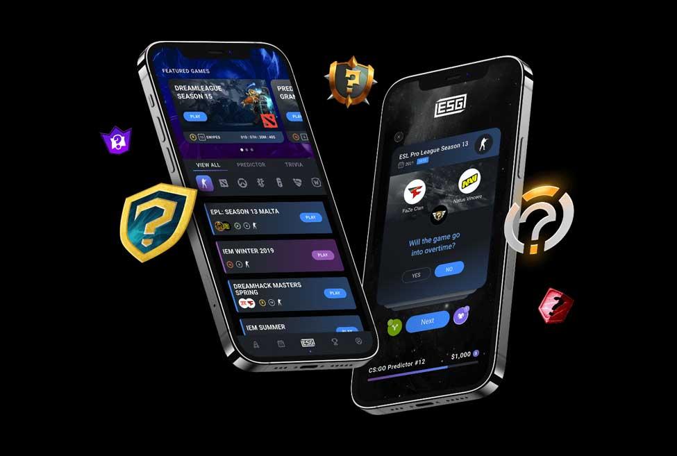 esports games app
