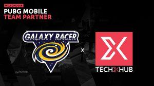 Galaxy Racer x Techxhub