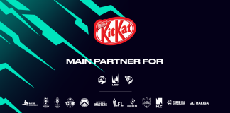 Riot Games, LEC, EU Masters and LCL partners with KitKat