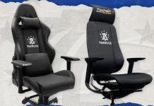 76ers Gaming Club x Zipchair