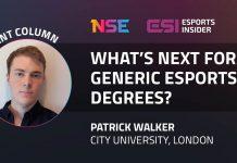 NSE esports degrees