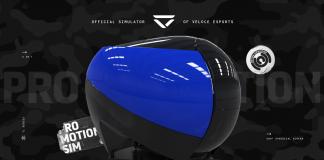Veloce Esports Motion Simulation