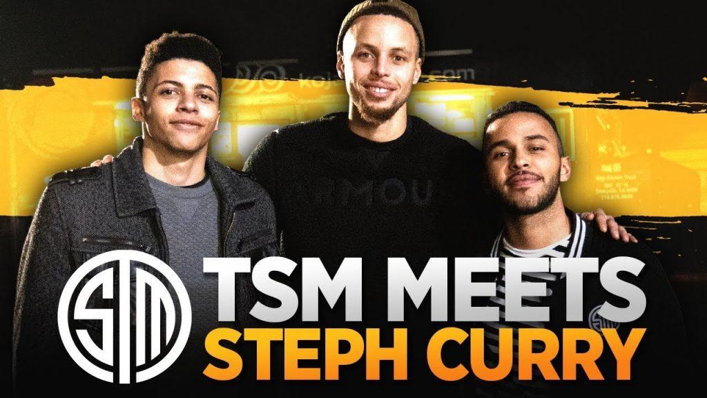 Stephen Curry TSM