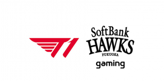 T1 signs agreement with SoftBank Hawks