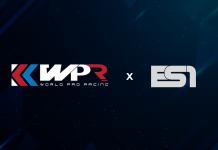 World Pro Racing x ES1