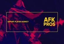 AFK Creators AFK Pros esports agency