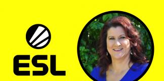 ESL Gaming Roberta Hernandez