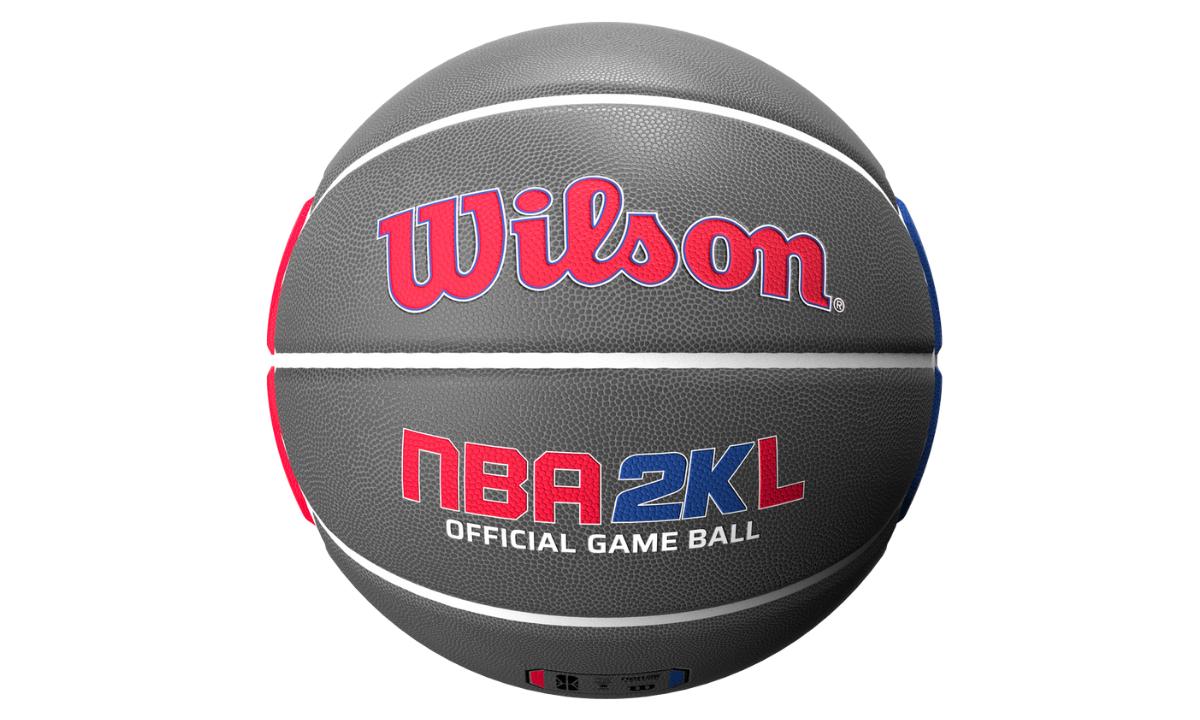 Wilson named official match ball of NBA 2K League thumbnail