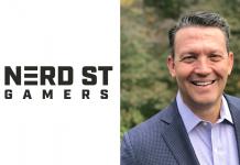 Nerd Street Gamers VP of Sales Donald Reilley