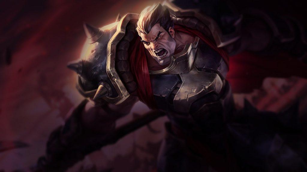 League of Legends balance Darius