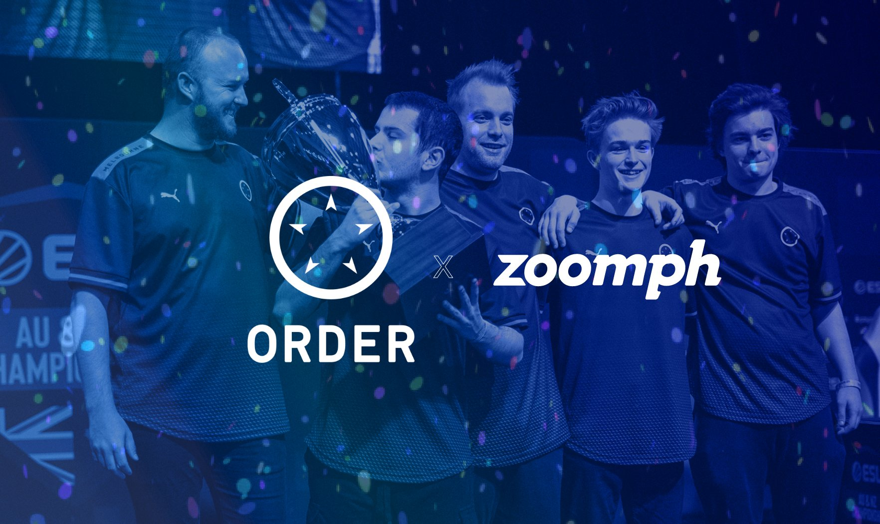 ORDER enters strategic partnership with Zoomph