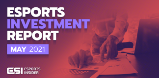 Esports investment report May