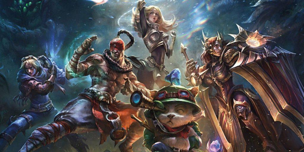 League of Legends meta