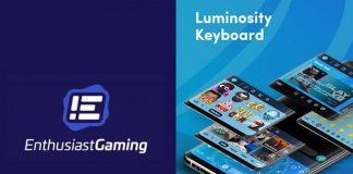 Luminosity Gaming reveals fan experience keyboard powered by Keemoji