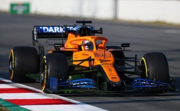 McLaren x Tezos