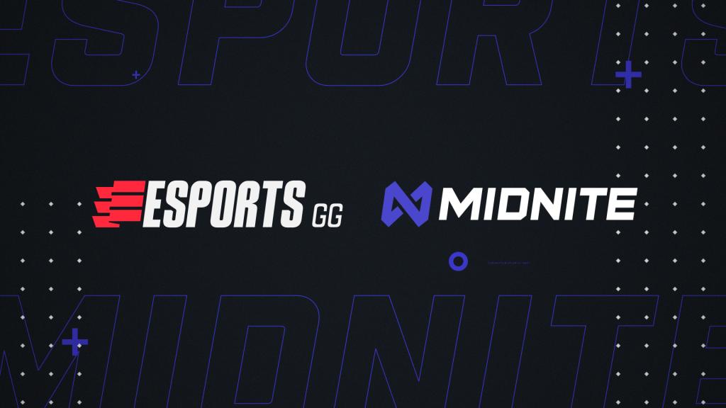 Esports Media announces Midnite partnership for Esports.gg