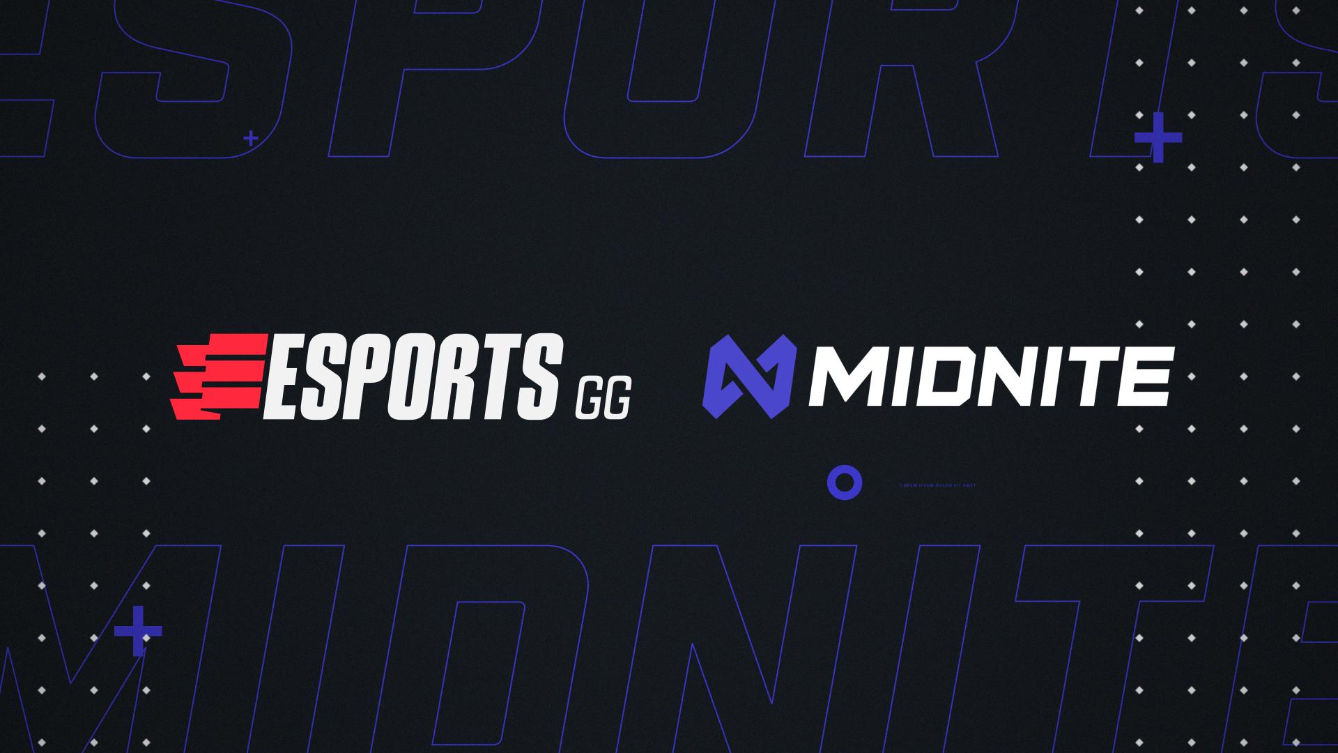 Esports Media announces Midnite partnership for Esports.gg thumbnail