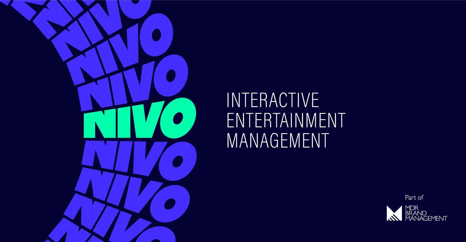 MDR Brand Management launches NIVO to represent pro gamers