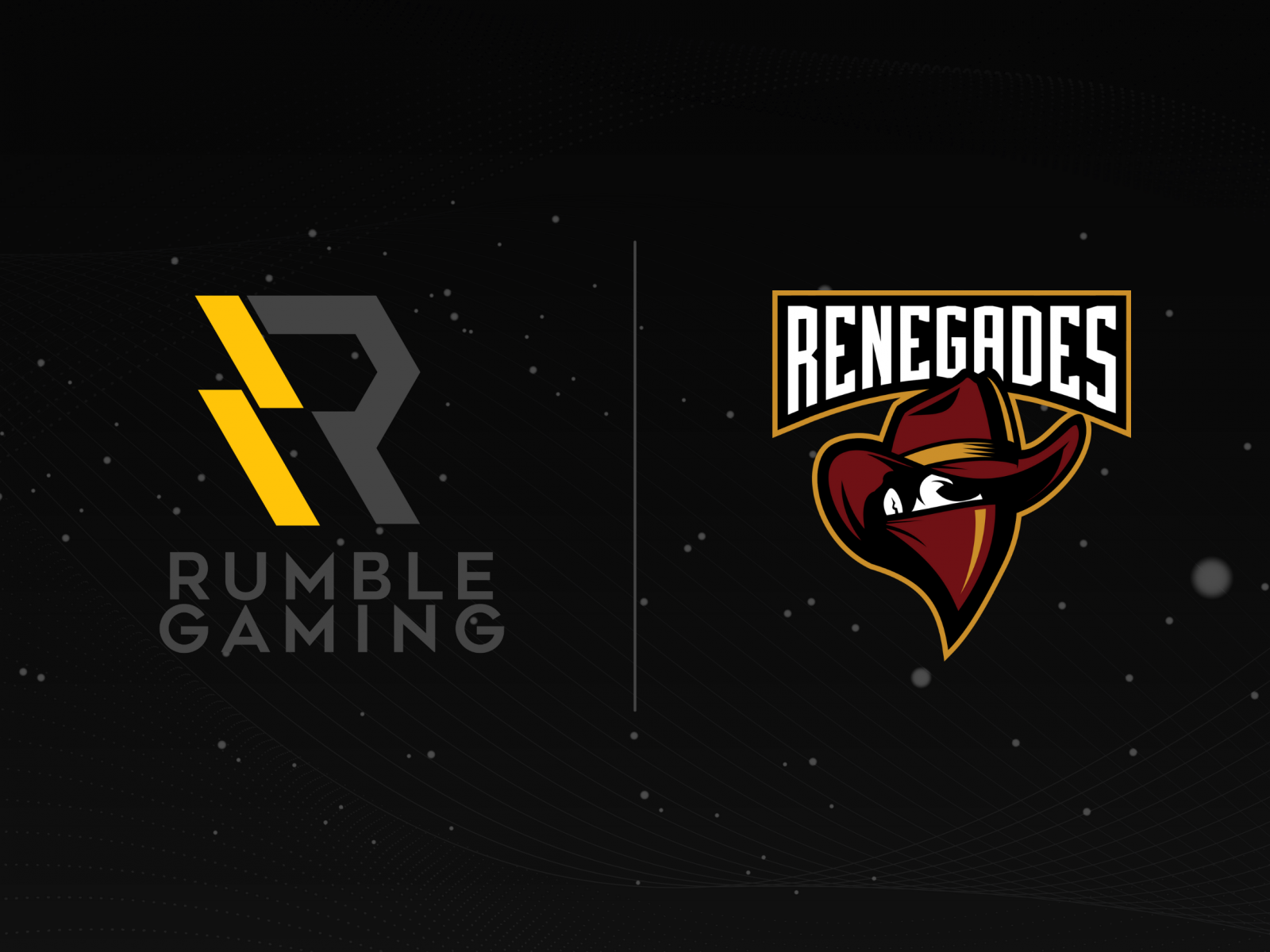Talent agency Rumble Gaming adds Renegades to its roster thumbnail