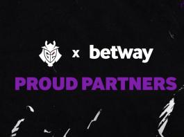 G2 Esports / Betway