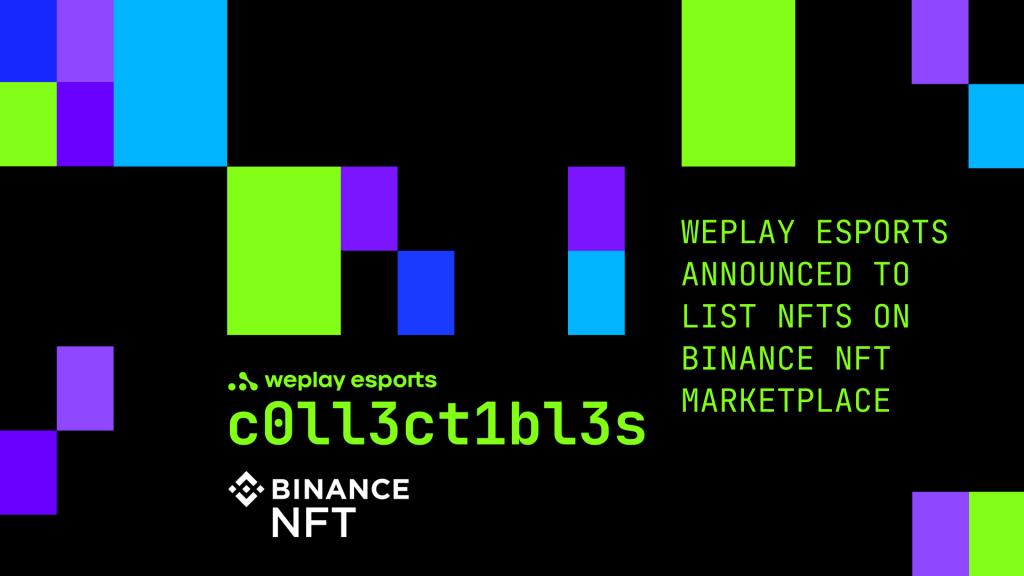 WePlay Esports NFT