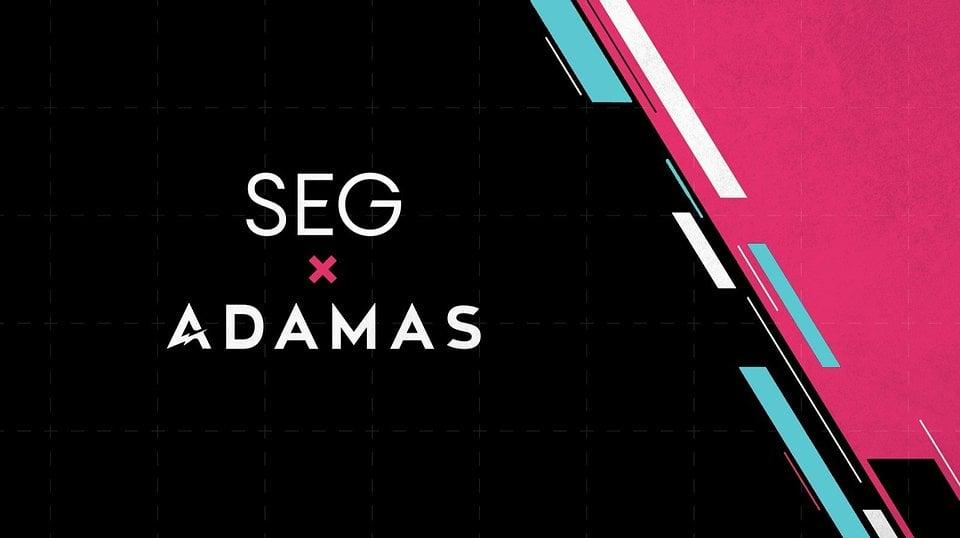 SEG Esports Adamas Esports partnership