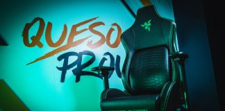 Team Queso partners with Razer