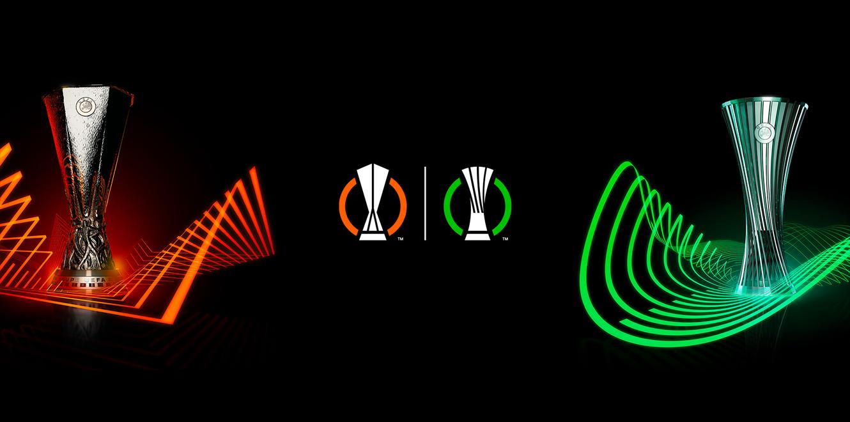 Turquoise Branding UEFA Europa League & UEFA Europa Conference League