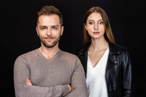 StreamCards Daniel Sieradzan and Dominika-Szot