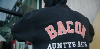 Bacon Time x Auntys Haus