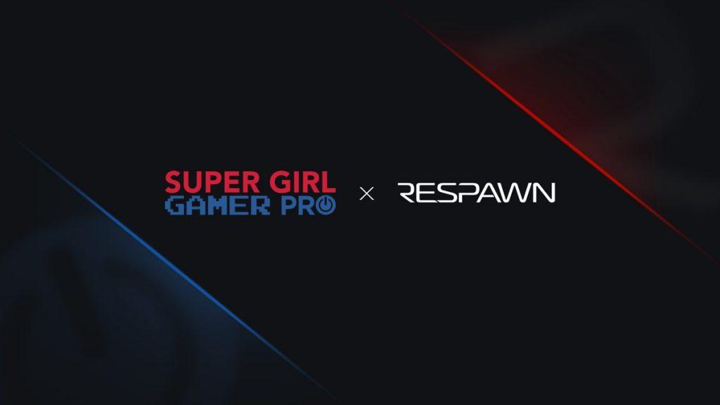 Respawn x Super Gamer Girl