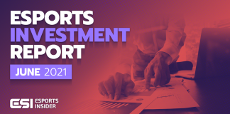 Esports investment report, June 2021: Complexity Gaming, Team BDS, VSPN