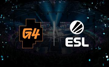 ESL x G4