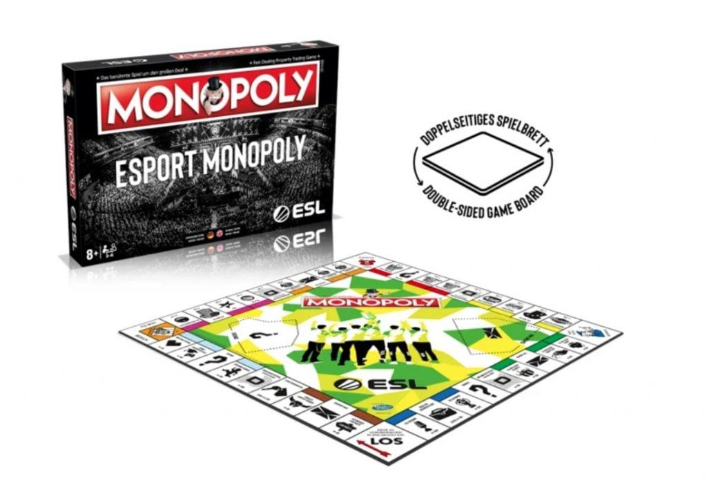 ESL Esport Monopoly