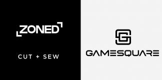Gamesquare cut + sew Zoned