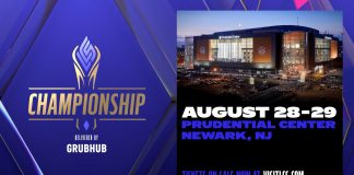 LCS Championship finals to be held at the Prudential Center, Newark