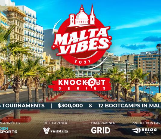Malta Vibes 2021 Announcement