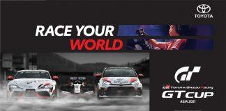 ONE Esports x Toyota