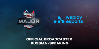 PGL Stockholm WePlay