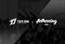 Tier One Entertainment partners with Admazing Co.