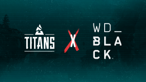 Western Digital x BLAST Titans