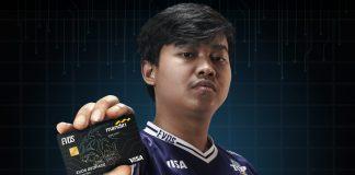 Bank Mandiri launches EVOS Esports debit card