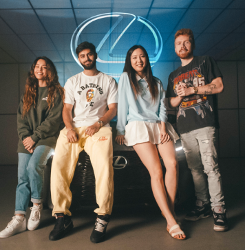 100 Thieves and Lexus