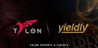 Talon Esports teams up with Yieldly