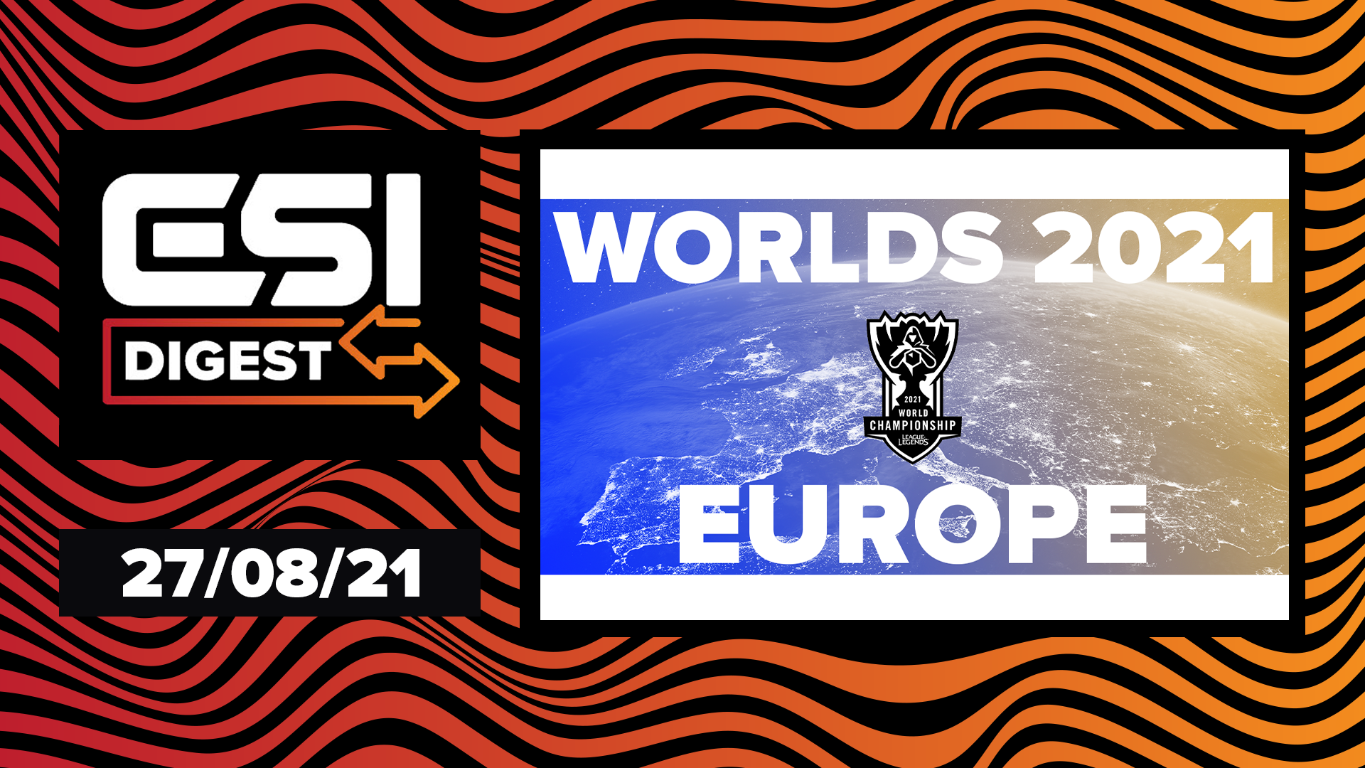 LoL World Championships moves to Europe, Bybit secures esports partners | ESI Digest #57 thumbnail