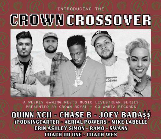 Crown Royal NBA2K
